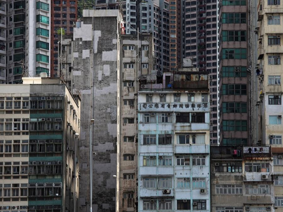 How Hong Kong's soaring real estate prices give rise to a public housing crisis