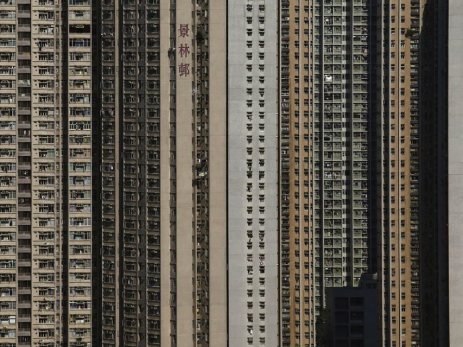 Hong Kong Crisis Public Housing