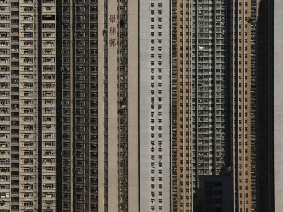 Hong Kong Crisis Public Housing