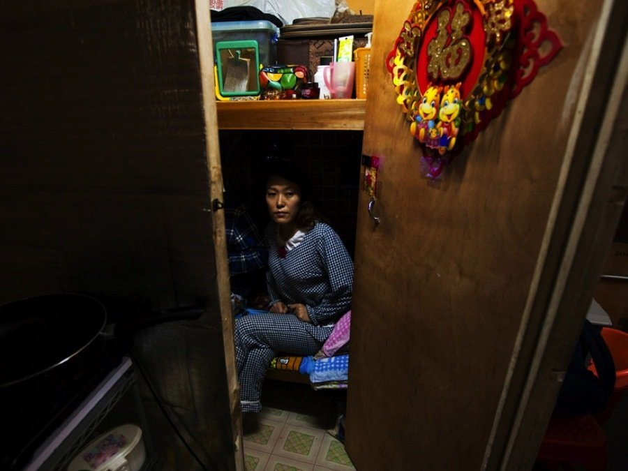 Hong Kong Crisis Subdivided Apartments