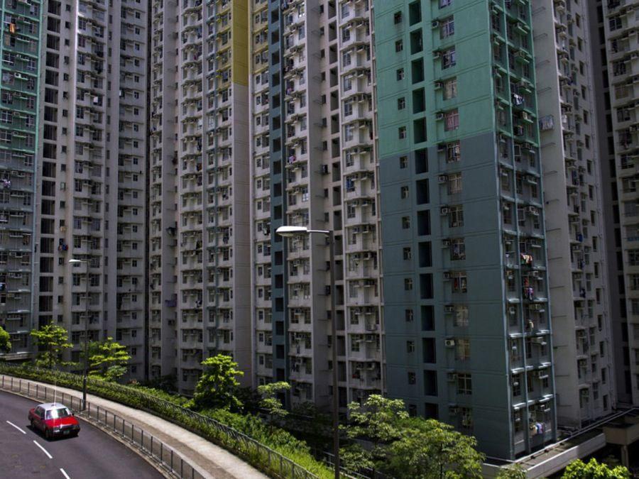 Hong Kong Crisis Vertical City
