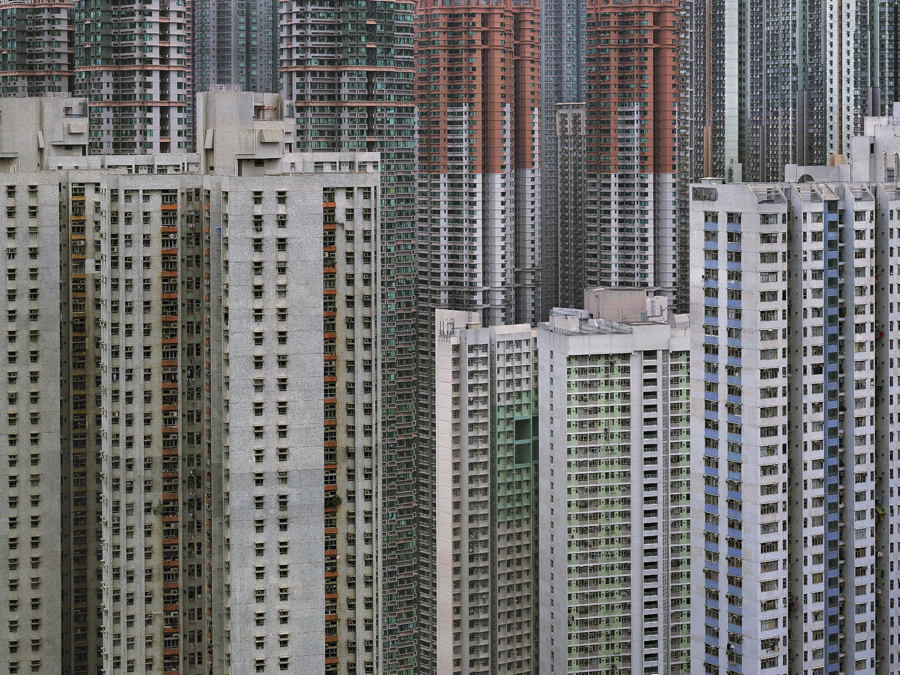 Hong Kong Housing Crisis Towers