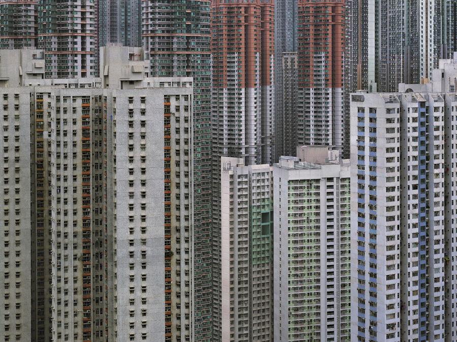 Hong Kong Housing Crisis Towers
