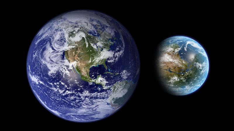Future Homes Terraformed Mars