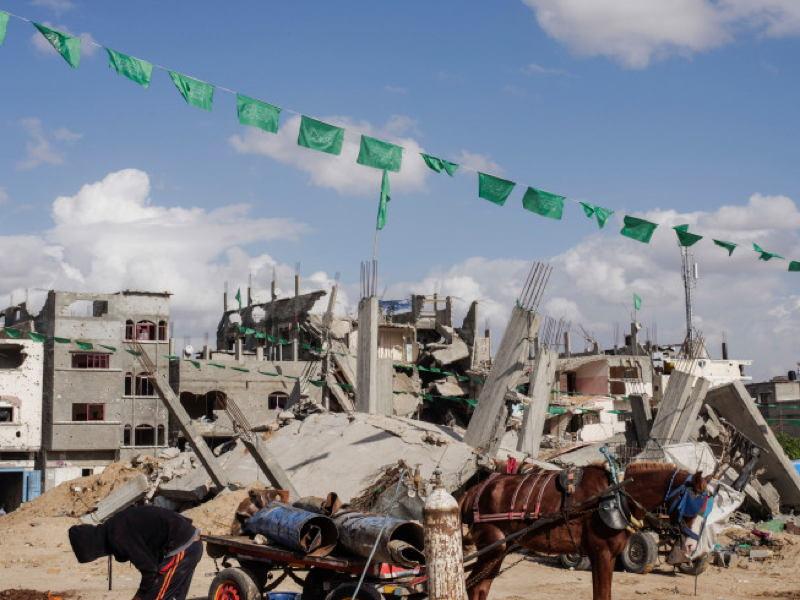 Inside Gaza Scrap