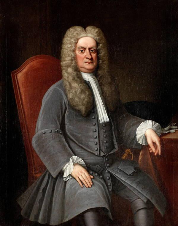 Isaac Newton Facts Gray