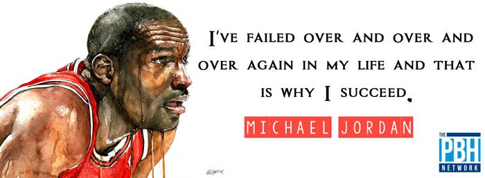 I've Failed Over And Over Again