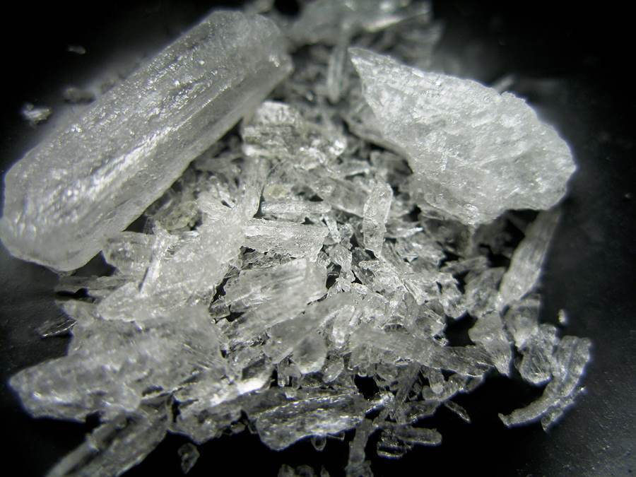 Meth Epidemic Crystal