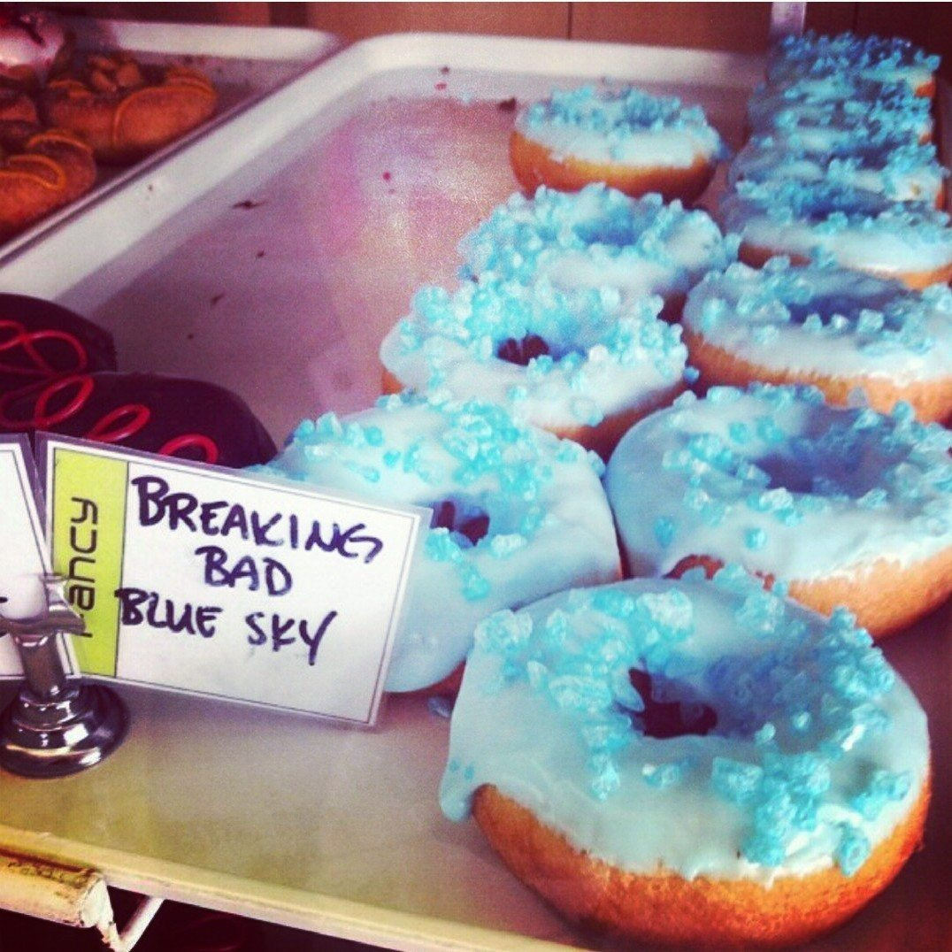 Meth Epidemic Donut
