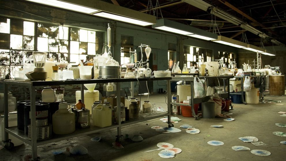 Meth Epidemic Lab