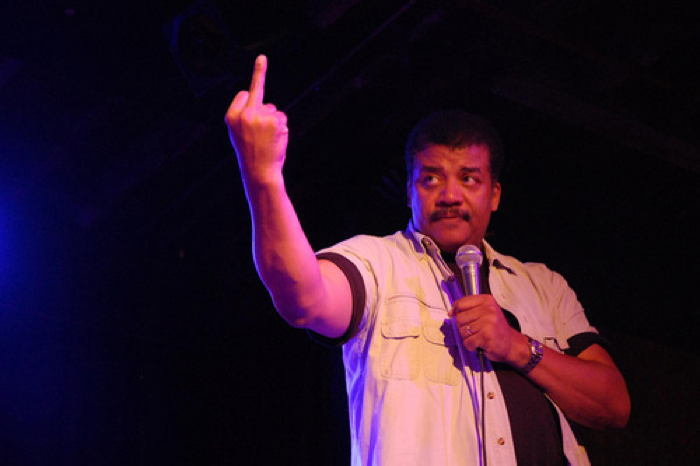 Neil DeGrasse Tyson Bird