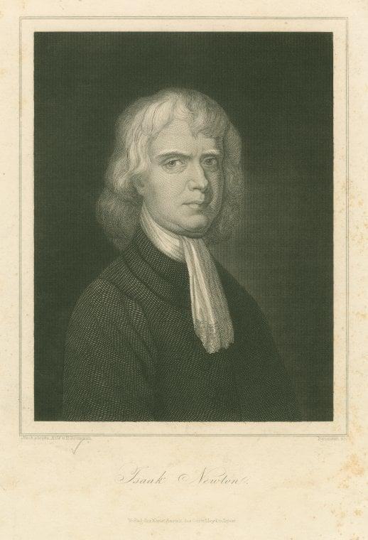Newton Illustration