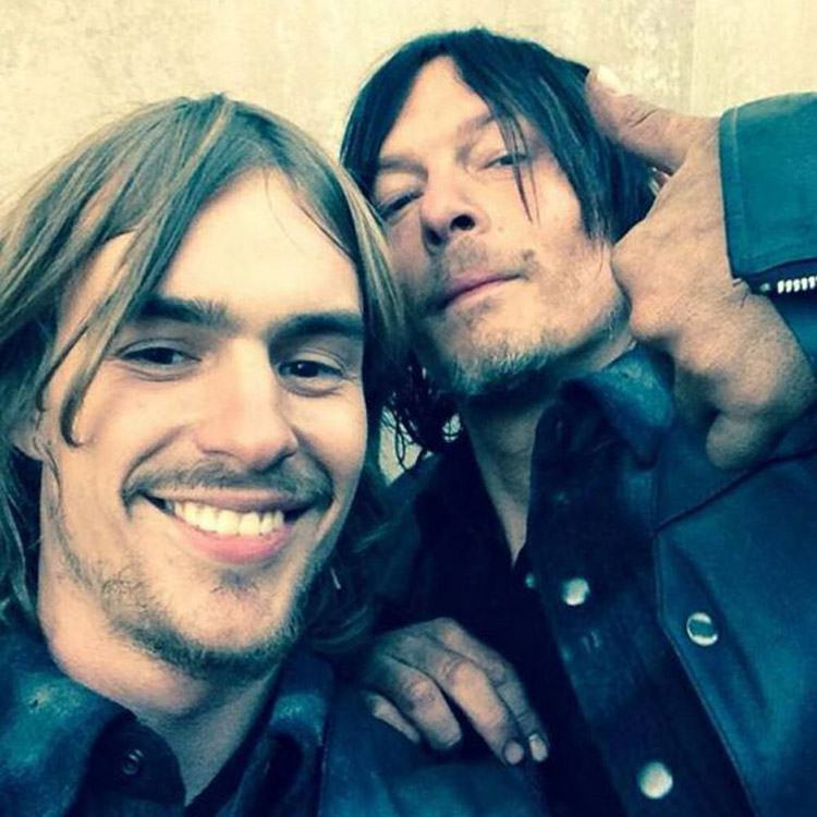 Stunt Doubles Norman Walking Dead