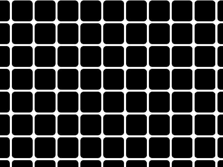 Hermann Grid Mind Trick