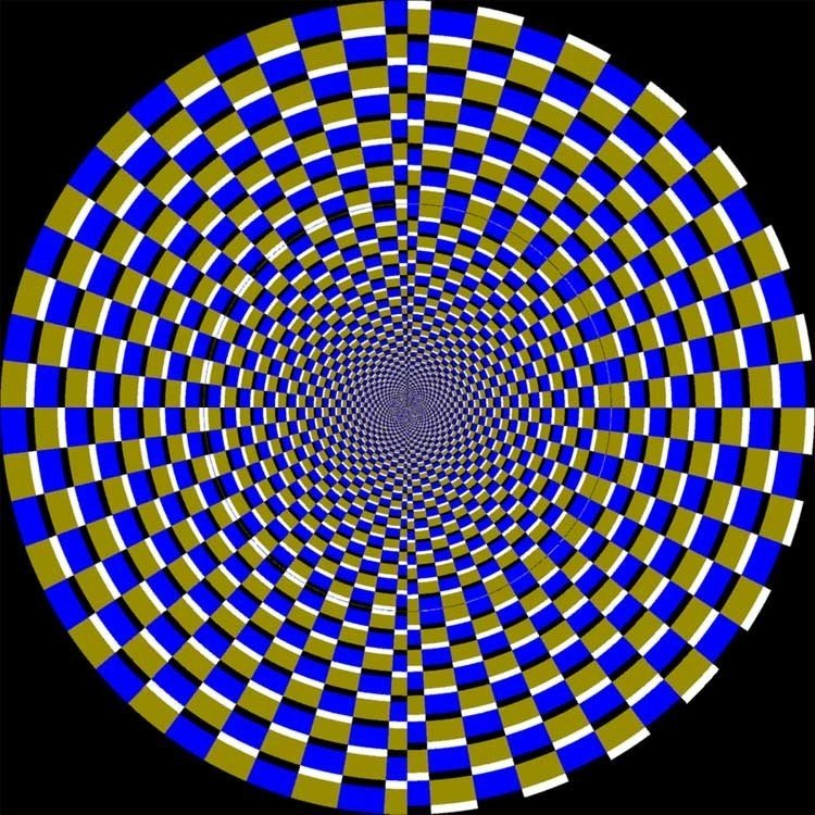 Optical Illusions Circle Periphery
