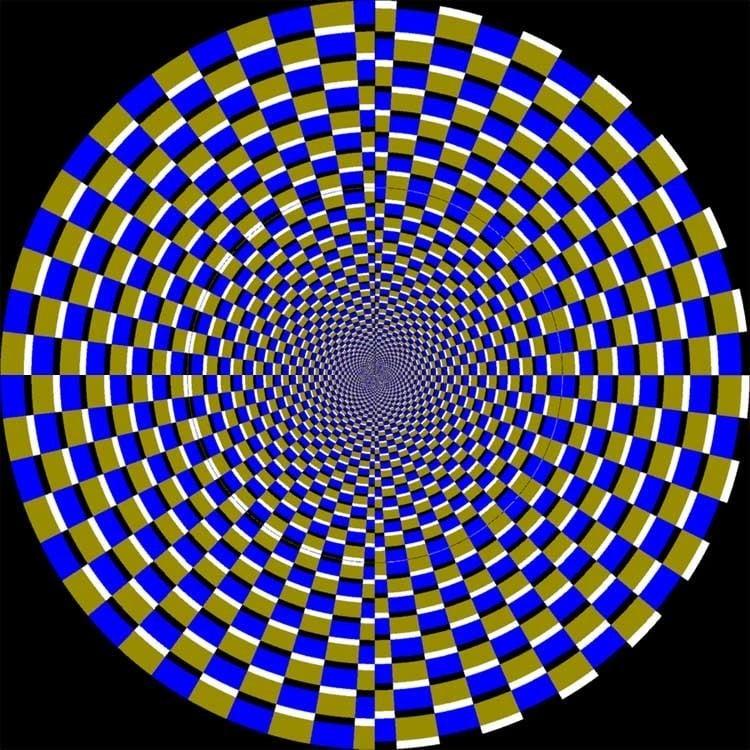 Optical Illusions Circle Periphery