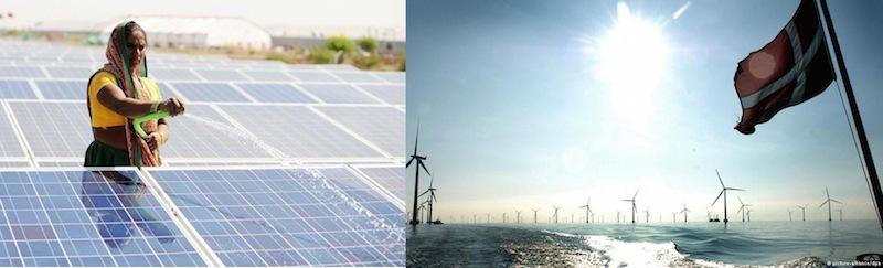 india denmark renewable energy solar wind