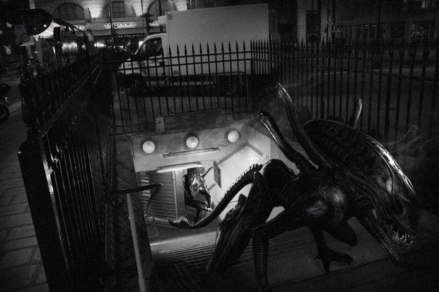 Monsters In Paris Alien