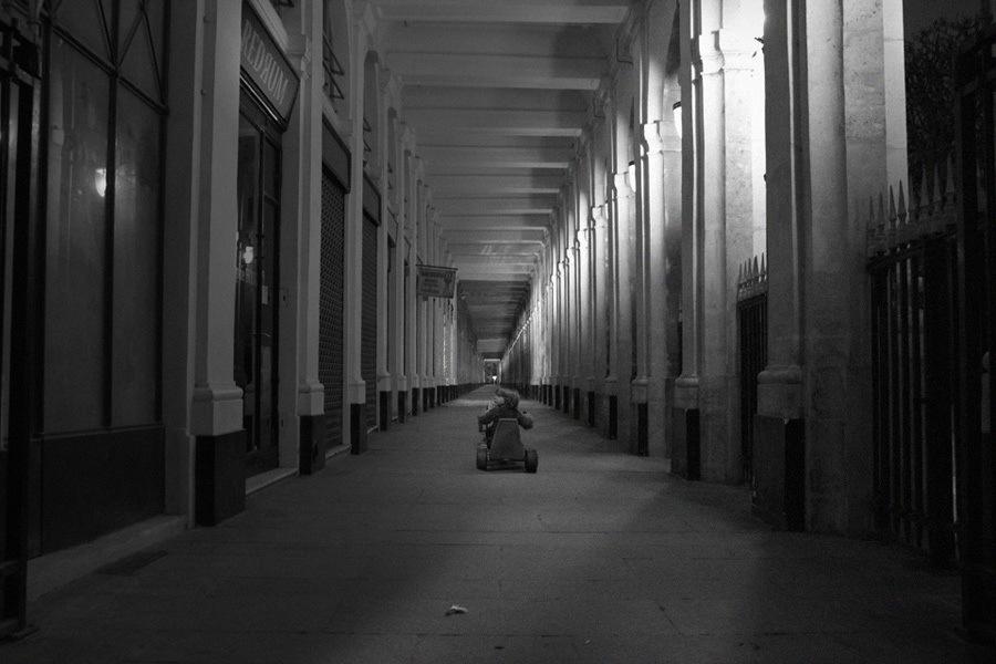 Monsters In Paris Shining