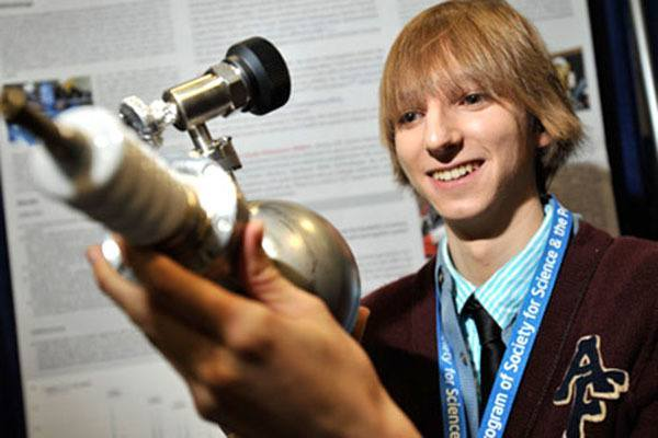 10 interesting science fair projects that made it big