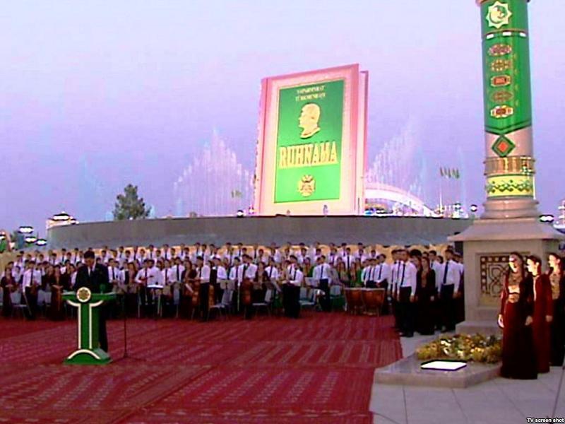 Turkmenistan Ruhnama