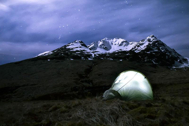 UK Mountain Photo of the Year Contest Winner