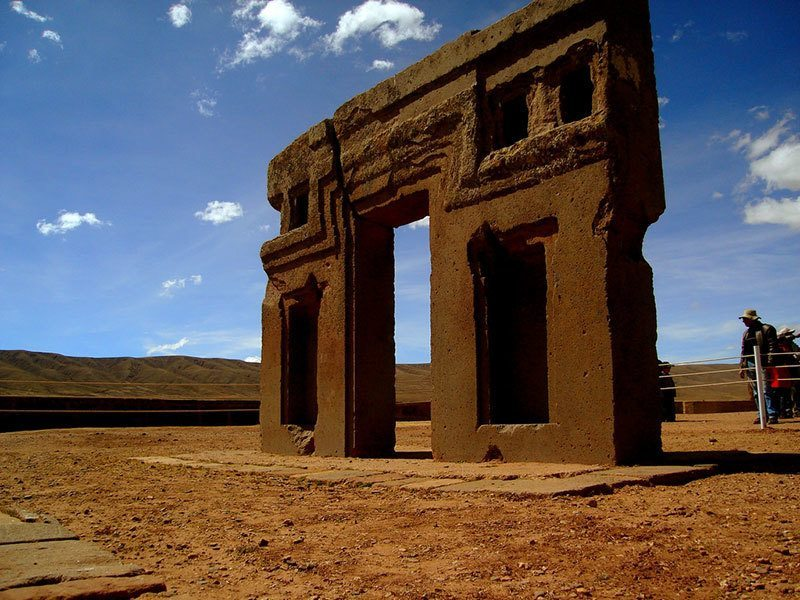 UNESCO World Heritage Sites Bolivia