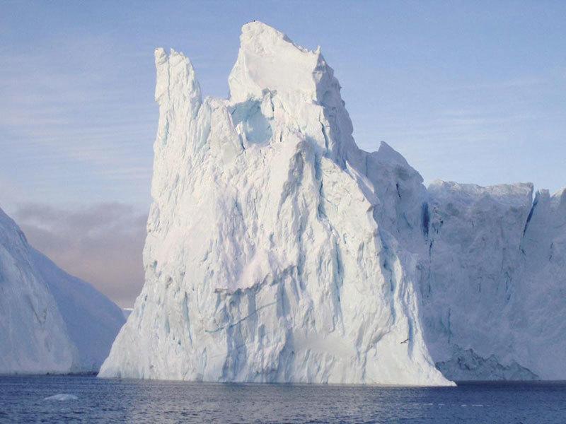 Ilulissat Icefjord Photograph