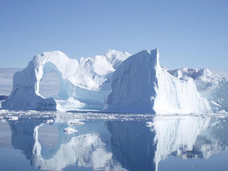 Ilulissat Icefjord UNESCO World Heritage Sites