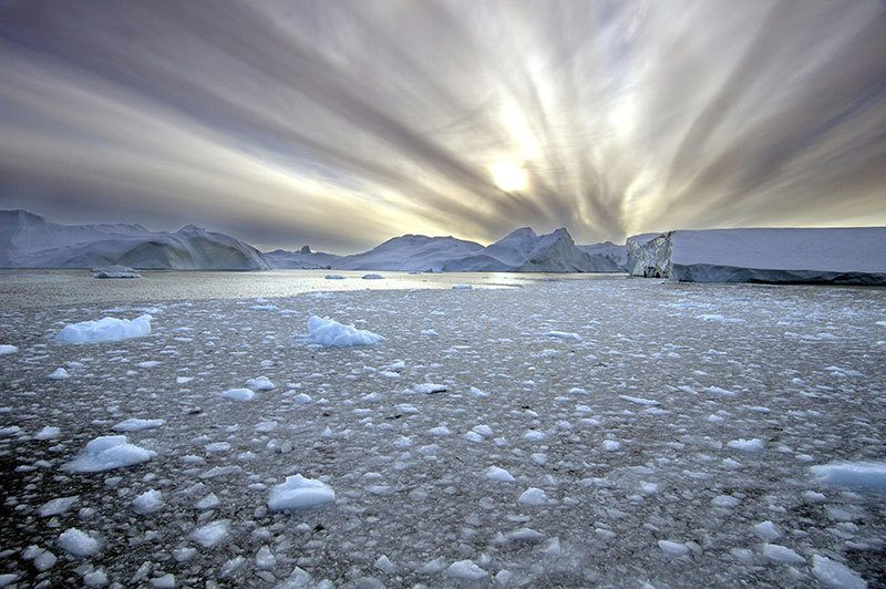 Ilulissat Icefjords