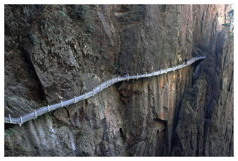 Mount Huangshan UNESCO World Heritage Sites