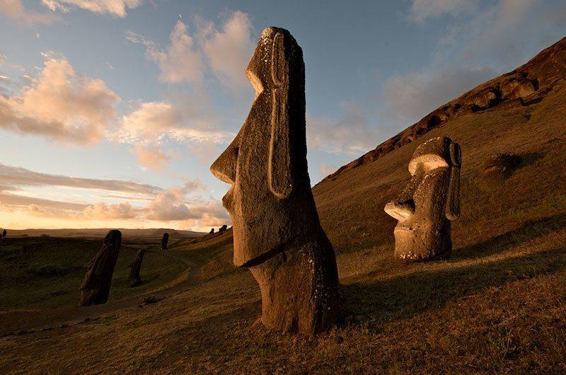 Rapa Nui UNESCO World Heritage Sites