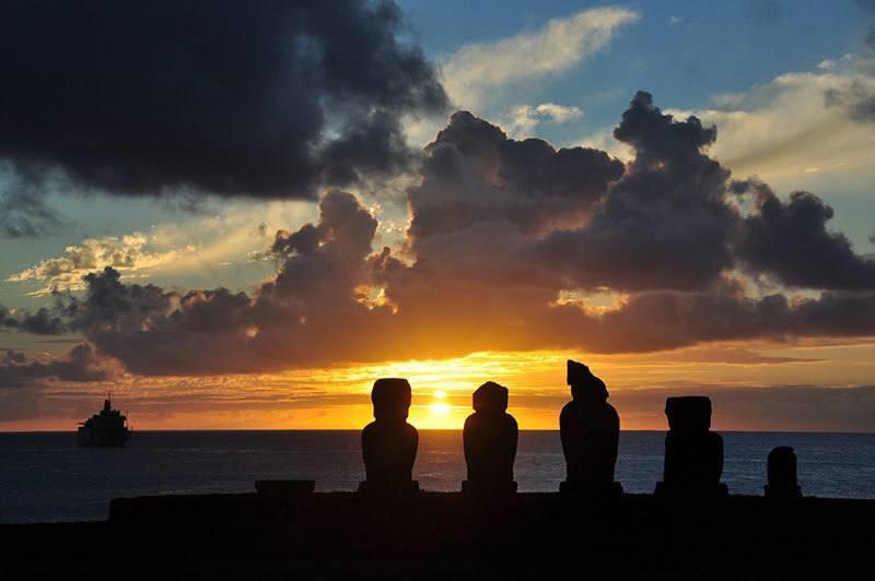 Easter Island UNESCO World Heritage Sites