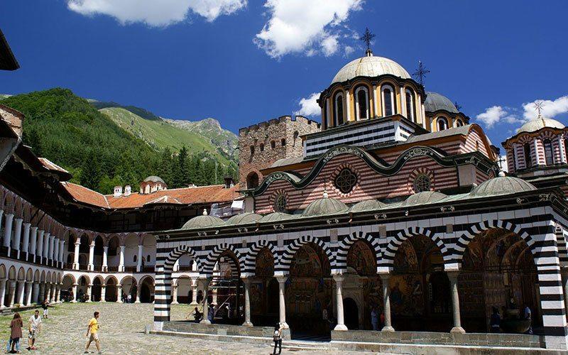 Rila Monastery UNESCO World Heritage Site