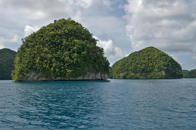 Rock Islands Southern Lagoon Top UNESCO World Heritage Site