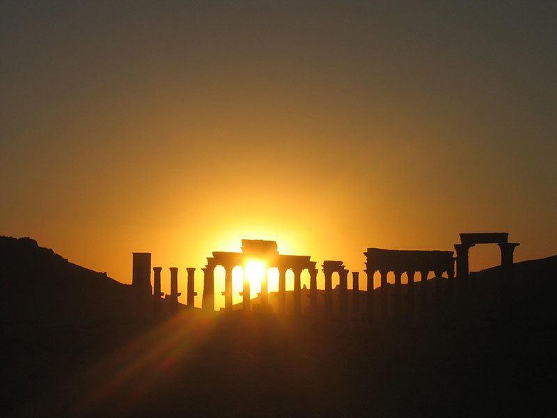 UNESCO World Heritage Sites Syria