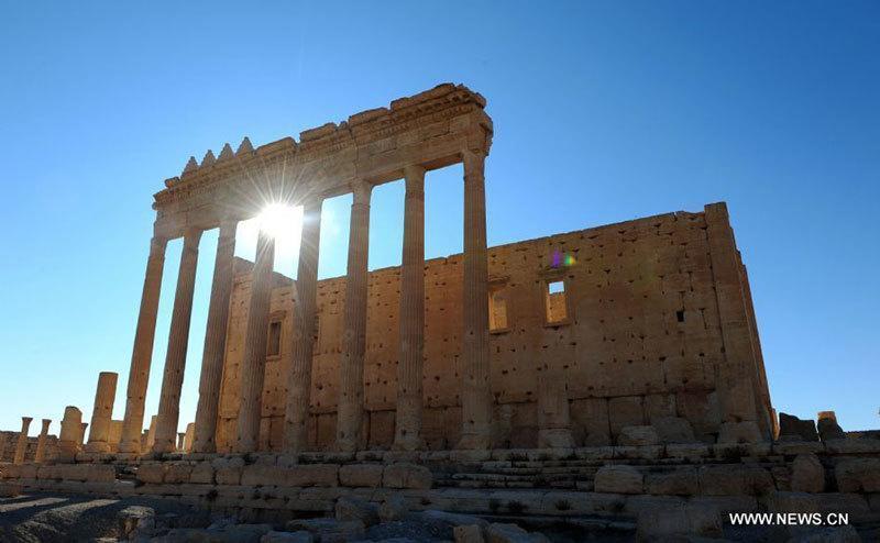 Site of Palmyra UNESCO World Heritage Sites