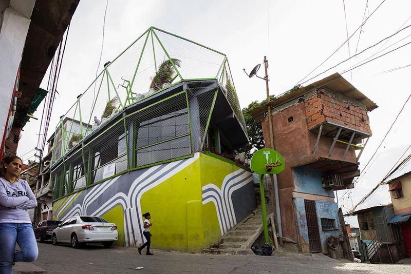 Venezuela Peace Design Green