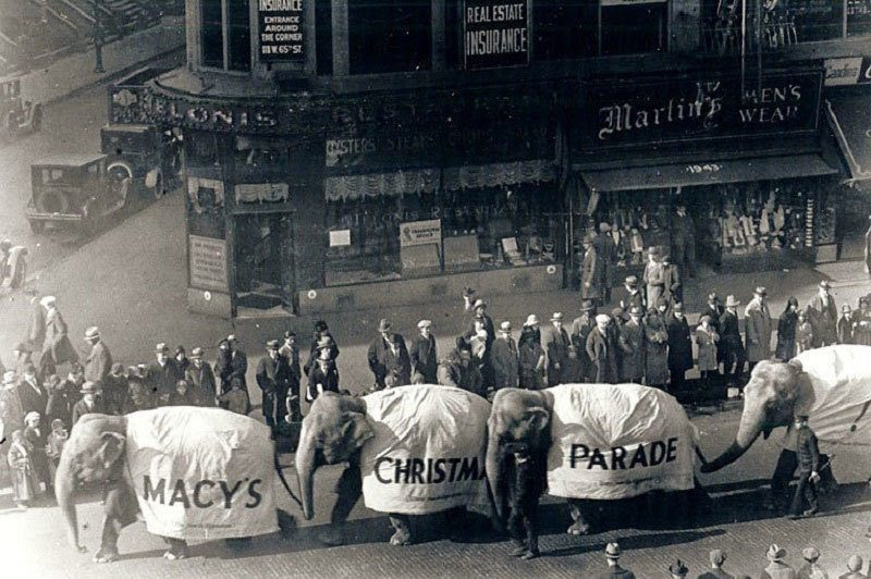 Macy's Thanksgiving Day Parade 1924