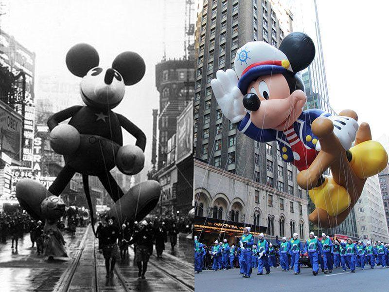 Vintage Macy's Parade
