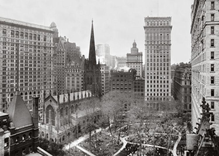 Wall Street Church