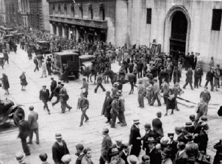 Wall Street Dow