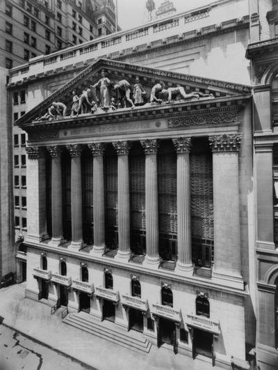 Wall Street Exchange