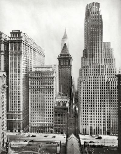 Wall Street Irving