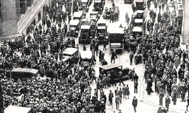 Wall Street Riot