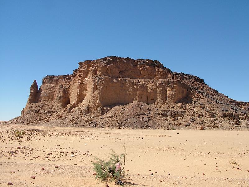 Dumb Borders Desert Mesa