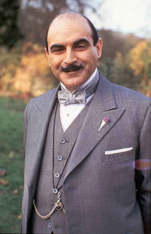 Dumb Borders Hercule Poirot