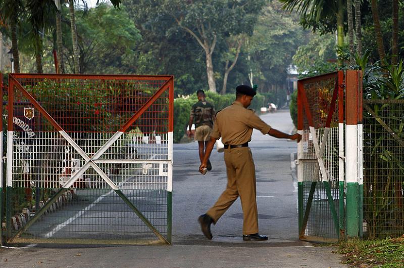 Dumb Borders India