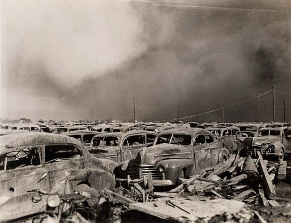 Weirdest Disasters Texas City