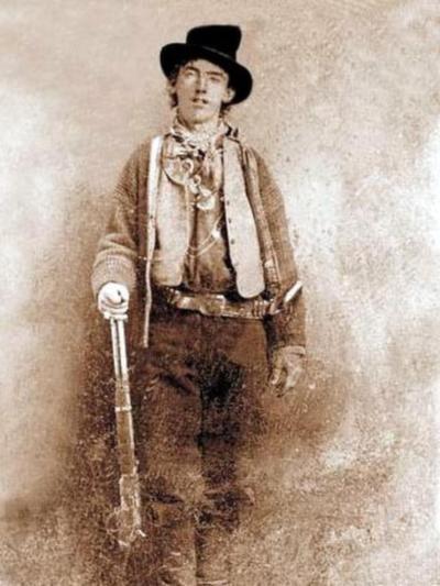 Wild West Figures Billy